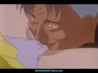 Hentai sex s cudzími