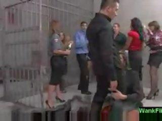 Hq Prison Adult Clips