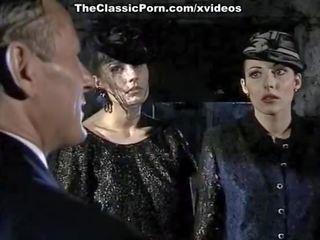 Deborah Wells, Elodie John Holmes, Cindy Wilson in classic xxx clip