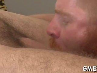 Bewitching ass fuck gay sex clip
