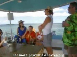 Ellen Saint Jessica May Millionaire scene 6